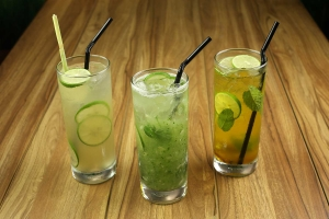 the uma bali balinese restaurant drinks