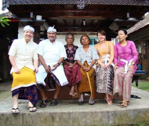 the uma bali balinese restaurant chef kampung